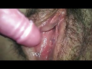 Closeup pussy playing very wet and full of creaming