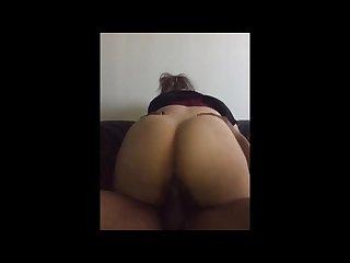 Ol Girl Bouncin Booty