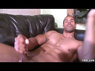 Couch masturbation
