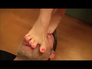 Mistress feet domination