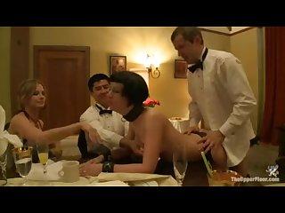 Sex slave tryouts scene full