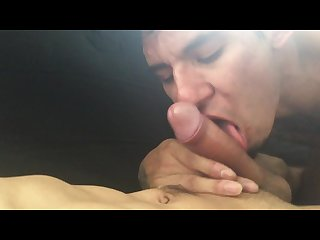Rico cruz sucking juniors dick