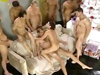 Gangbang girl 35 full video