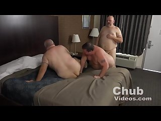 Chubbies threesome