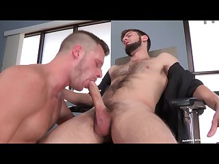 Ragingstallion dick moves at work