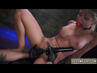 Kendra lust domination and rough interracial gagging and giantess foot