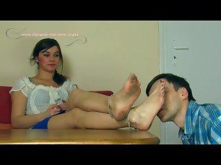 Sylwia foot worship