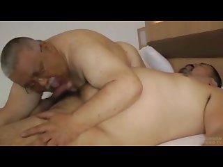 Chubby Japanese DaddyFuck3