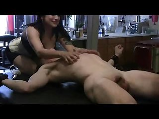 Tied Tickling 2