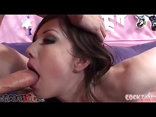 Jennifer white vs sara jay who is the best cocksucker