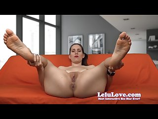 Lelu love yoga Leggings strip Twerk spreading joe