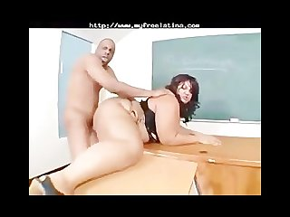Mz buttaworth my physics teacher 2nd period latina cumshots latin swallow