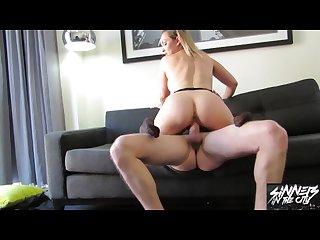 Dad S cheating on mom so i fuck his mistress yasmin scott