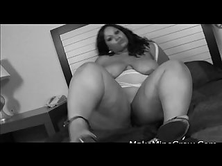 Hot Black Girl Banged And Gives A Handjob