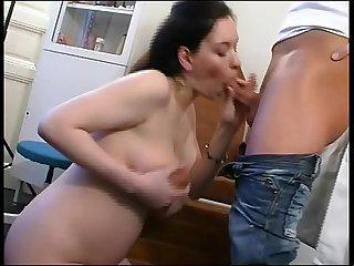 Nymphomaniac pre maman