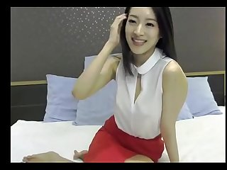 Gorgeous Korean camgirl first time ohmibod camstationtv com