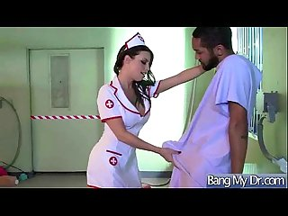 Sex in cabinet with dirty mind doctor and sluty patient lpar britney amber rpar vid 22
