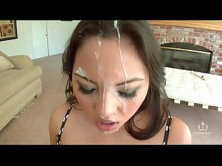 Cover my face with cum adrianna luna