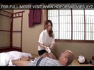 Beautiful japanese wife forced by father in law