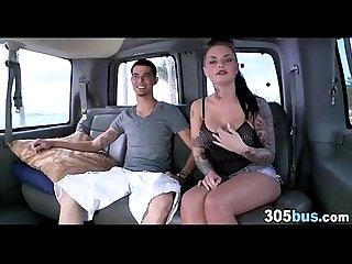 Whore in a van 07