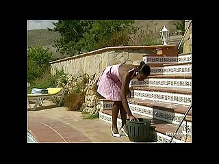 Rosanna mendes beautiful mulata Dp ed under the sun