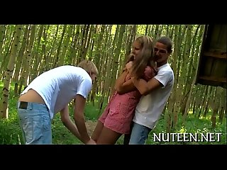 Awesome lascivious legal age teenager