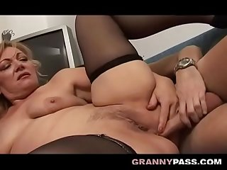 Granny Loves Old And Young Sex