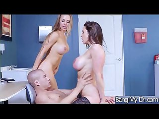 Sex tape with doctor and horrny patient lpar kendra lust nicole aniston rpar vid 16