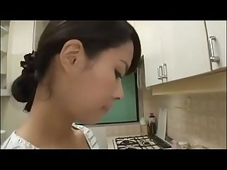Asian stepmom are harassed by her son at home pt2 on hdmilfcam com