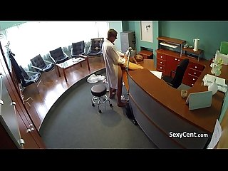 Doctor fucks babe after nurse