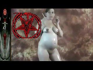 Shadow as a Portal - Lucifer's Blasphemy PMV by Curva71