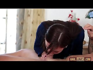 Aubrey holiday bible girl ass fucked
