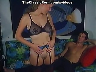 Jesse Adams in vintage porn video