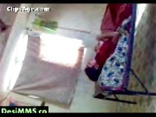 Indian couple enjoying sex at home amateur video clip exposed