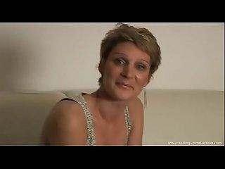 La superbe amatrice soizik demornaie en casting pour la premire fois