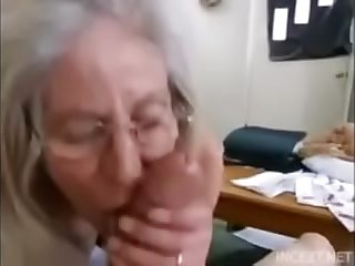 Granny With His Full Video..