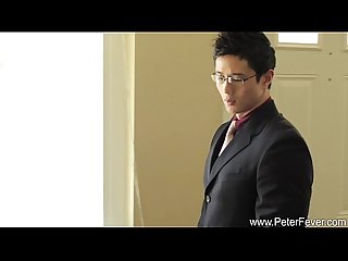 Korean Male Model Porn - Hot korean office guy