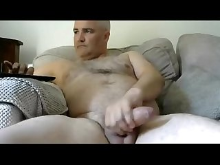Daddy Bear Thick cock