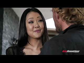 Asian Hotwife saya song squirting after hot fuck
