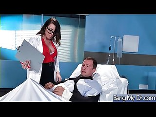 Sex adventures between doctor and beauty sluty patient juelz ventura video 24