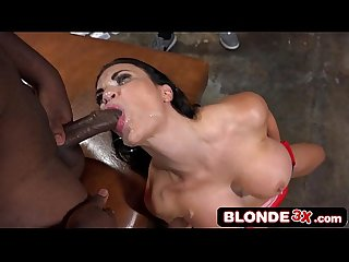 Interracial Monster Cock Cumshot Compilation #12 - Gangbang Edition II