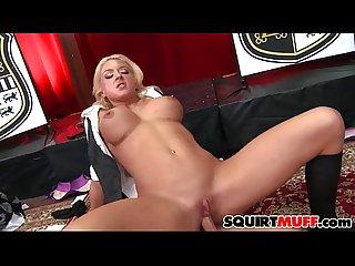 Leya falcon squirting pussy