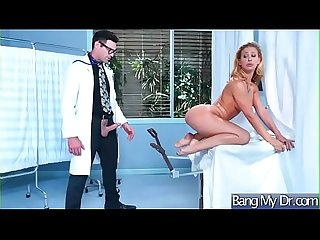 Sex Action Between Doctor And Patient (Cherie Deville) clip-14