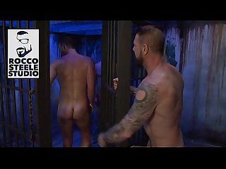Rocco steele fucks an inmate hard