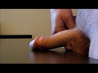 Hot guy jacking off and cumming comma solo comma big dick and cumshot
