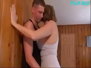 Mom gives son a handjob free full Family sex videos at filf biz