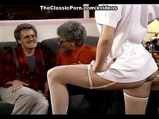 Lois ayres comma billy dee comma joey silvera in sexy 80 s porn chick enjoys a threesome