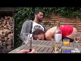 Cougar prise en double pe ne tration devant son mari full video