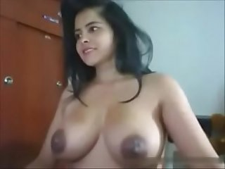 Indian desi cam girl with big tits naughtyslutcam period com