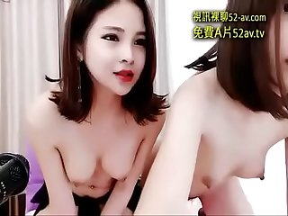 Chinese amateur masturbating pussy with friend - myxcamgirl.com